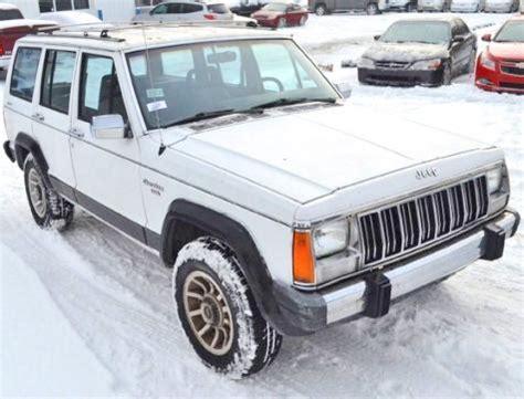 1989 Jeep Laredo For Sale 1989 Jeep Laredo 4wd Crossover For Sale
