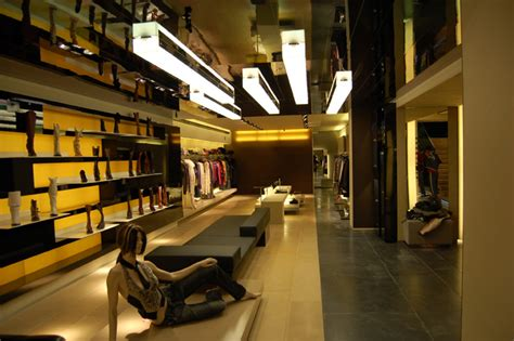 Luxury Shop Interior by Heaven Luxury Multibrand Store By Artica Budapest