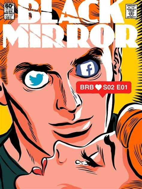 black mirror xmas 2017 artista brasileiro 233 convidado a ilustrar nova temporada