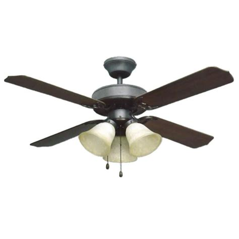 Dual Ceiling Fan With Light Rubbed Bronze Dual Mount 42 Quot Ceiling Fan With Light Ebay