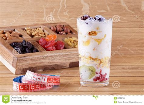 weight loss yogurt yogurt for weight loss stock photo image 53509764
