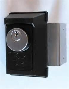 key lock box kidde keyed lock box door mount