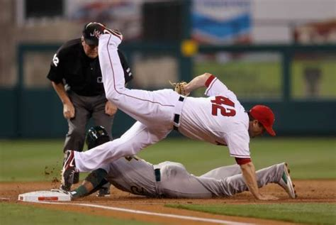 yoenis cespedes bench press a s win wild one in 11th inning sfgate