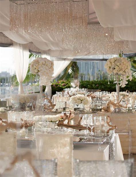 Stunning Ceiling Décor Ideas  Wedding Inspirations