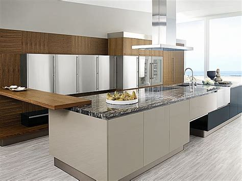 kitchen designs modern 23 modern contemporary kitchen ideas