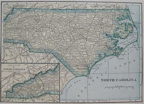 united states maps carolina 1925 philatelic