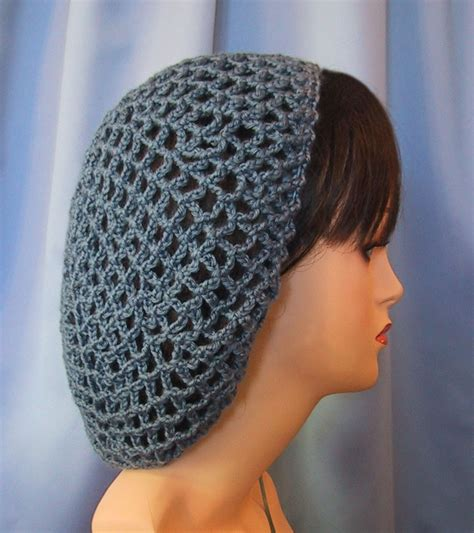 pattern for snood hair net crocheted snood hair net retro renaissance costume civil war
