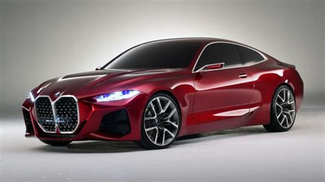 bmw concept  previews   series coupe carbuyer