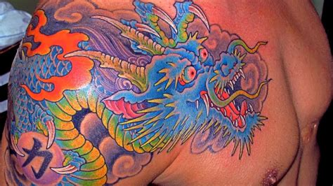 chinese dragon tattoos for men best tattoos for world