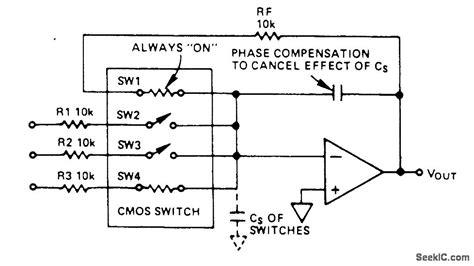 analog voltage controlled resistor analog voltage controlled resistor 28 images mini switch mode current driver limiter modules