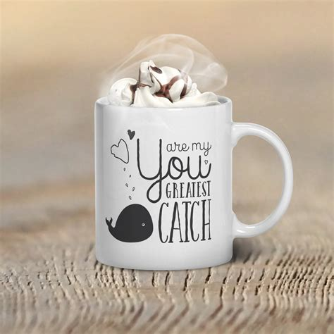 cute coffee mugs valentines day mug whale coffee mug cute coffee mug by