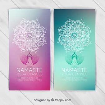 Yoga Plakat Kostenlos by Aquarell Gr 252 Nen Mandala Hintergrund Download Der