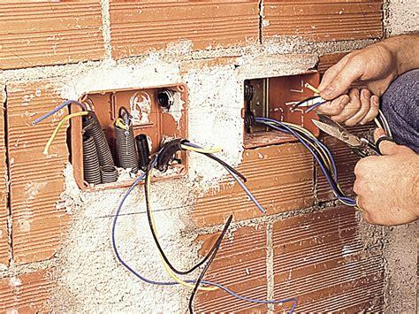 impianto elettrico casa fai da te impianto elettrico sottotraccia bricoportale fai da te