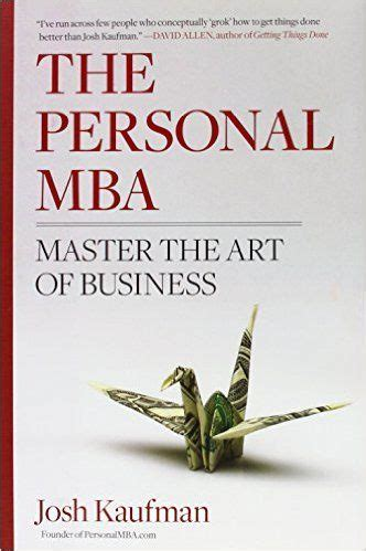 Mba In A Week Book by 10 Success Books That In Their Thirties Should Read