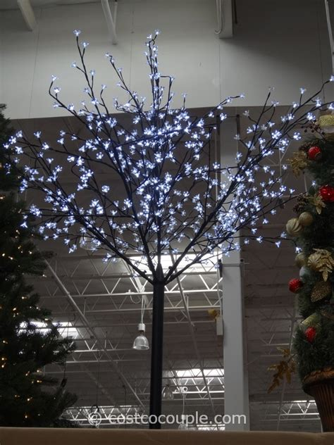 costco led tree christmas decore