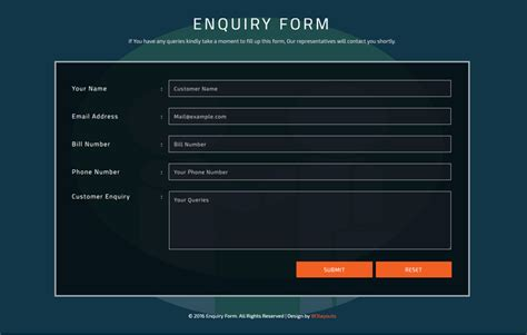 client enquiry form template 10 trendy login forms in flat design template by w3layouts