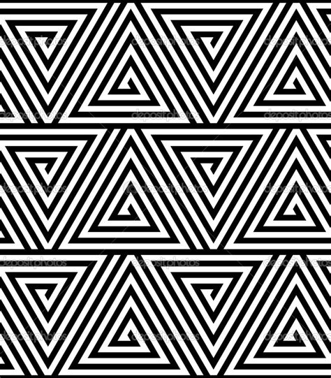 Shape Patterns Black And White | geometric patterns black and white pesquisa google
