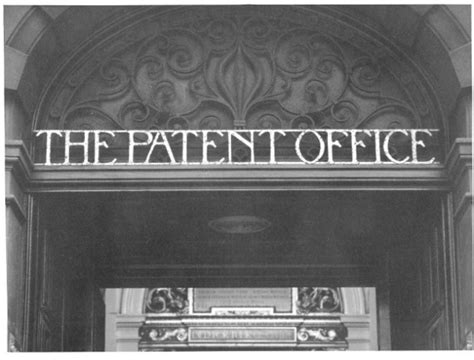 patents intellectual property office