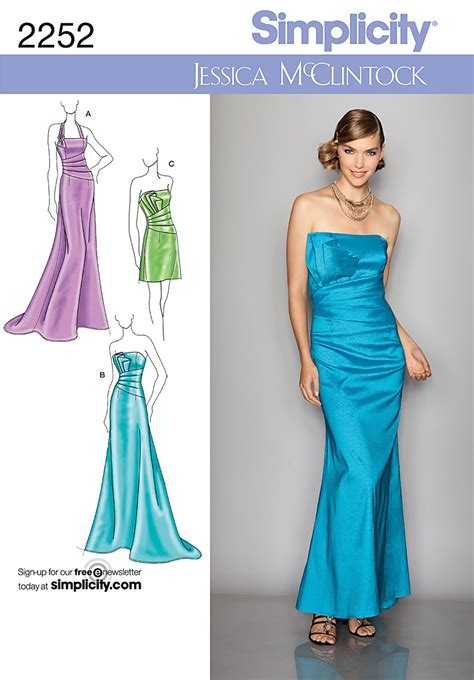 sewing pattern evening dress bridesmaids prom evening dress gown sewing pattern ebay