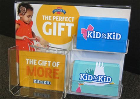 Gift Card Resale - kid to kid buys and sell high quality childrens resale