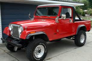 Jeeps For For Sale 1982 Jeep Scrambler Cj8 Grab A Wrench