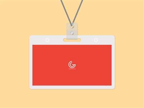name tag template psd free psd name tag badge mockup template graphic