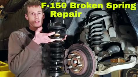 front strut replacement youtube