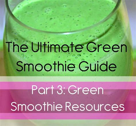 Best Detox Smoothie Book by 18 Green Smoothie Resources The Ultimate Guide To Green