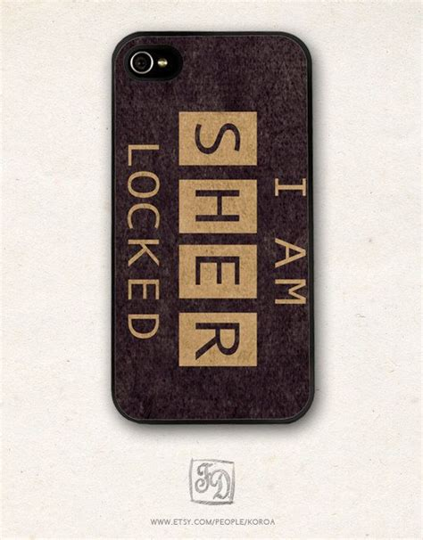 Kunci Ring 12 X 14 Sherlock 12 best iphone covers images on i phone cases