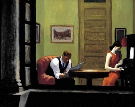 room in new york edward hopper touring edward hopper exhibition opens at boston s museum of arts berkshire
