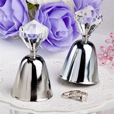 Wedding Favors Bells by Dazzling Top Wedding Bell Favors
