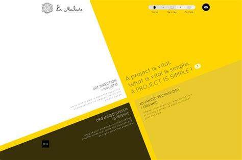 layout trang web là gì 35 web designs layouts with unusual shapes and geometry