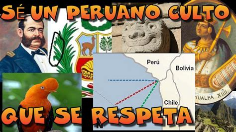 preguntas de cultura general peru 2017 especial 70 datos de cultura general que todo peruano