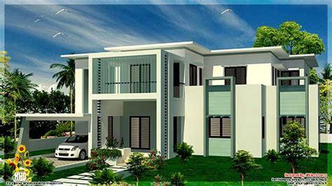 flat roof 4 bedroom modern house kerala home design and floor plans 4 bedroom modern flat roof house kerala home