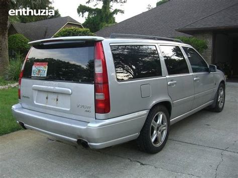volvo r wagon for sale photos 1999 volvo v70 r awd wagon for sale