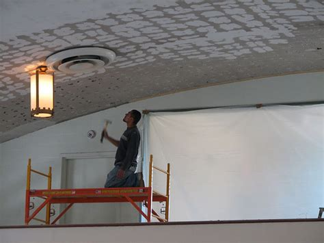Skimming Ceiling by Ceiling Skim Coating Flickr Photo