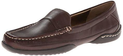ak klein slipnslide loafer ak klein s slipnslide leather slip on loafer