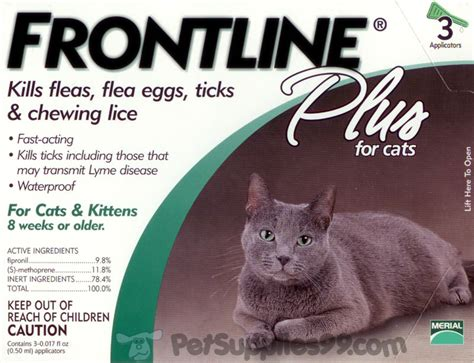 frontline plus for cats frontline plus on line store