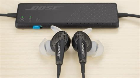 bose quiet comfort 20 bose quietcomfort 20 qc20 noise cancelling earbuds review