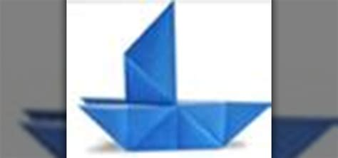 how to make paper boat very easily how to origami a tricky boat japanese style 171 origami