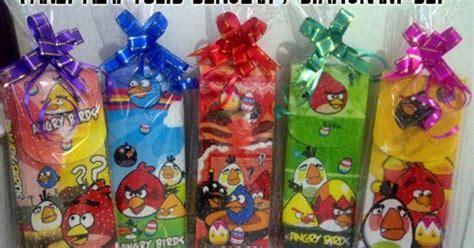 Kotak Pensil Stationary Kaleng Pensil Tabung 4 300 jual souvenir bingkisan hadiah kado ulang tahun anak dengan harga grosir di jamin murah