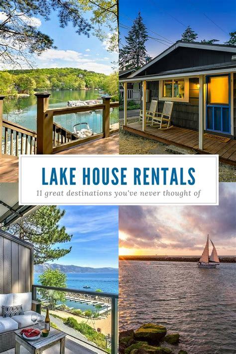 lake house rentals 11 great places to rent a summer lake house tripadvisor vacation rentals