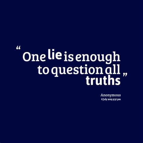 quotes about lying telling lies quotes quotesgram