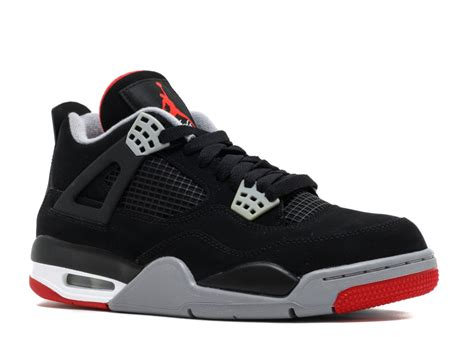 shoes retro 4 s air 4 iv retro shoes bred cheap sneakers