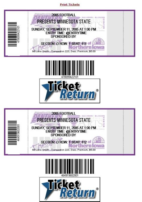 event ticket printing printing tickets party invitations