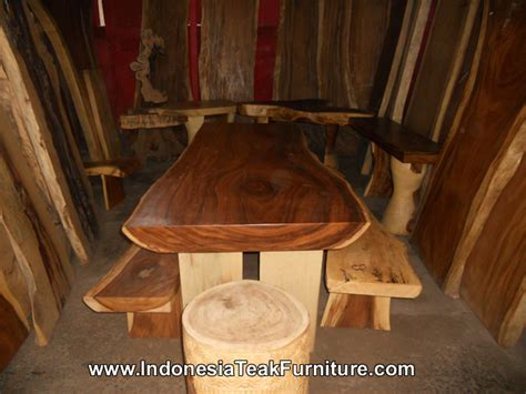 natural wood bar top live edge wood bar top bali