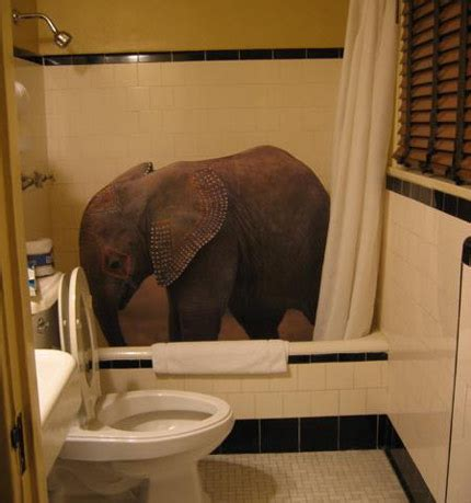 elephant in the bathtub tiny elephant in the bathtub chicken crap