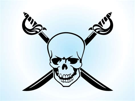 crossed swords tattoo skull crossed swords vector vector graphics