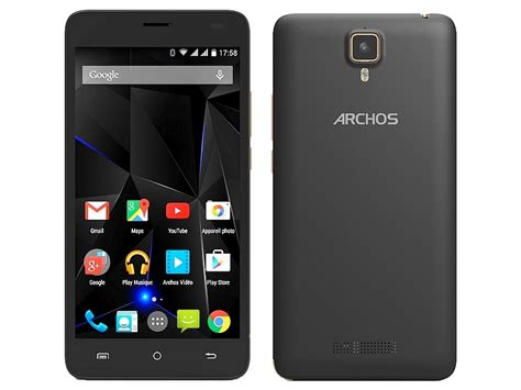 samsung oxygen archos 50d oxygen with 5 inch display launched ahead of mwc 2016 technology news