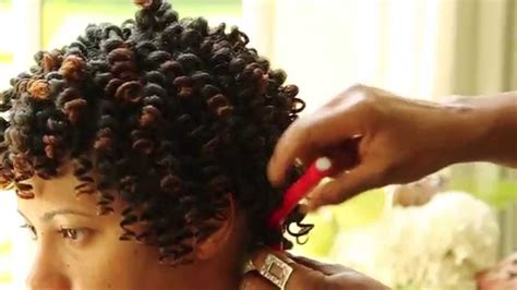stepbystepnaturalhairstyling com natural hair styles cute curly faux bantu knot out